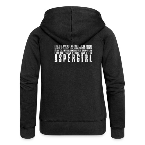 ASPERGIRL - Premium luvjacka dam