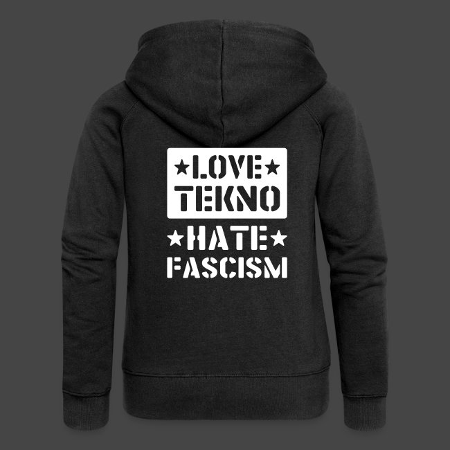 239005 - LOVE TEKNO HATE FASCISM