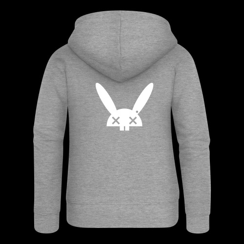 HARE5 LOGO TEE - Women's Premium Hooded Jacket