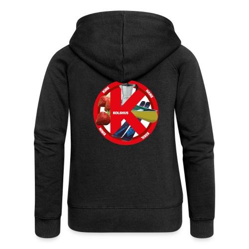 logoforeskil - Women's Premium Hooded Jacket