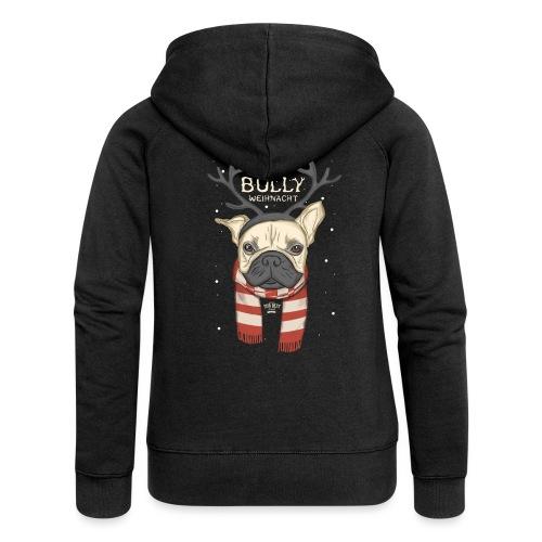 Bully Weihnacht - Frauen Premium Kapuzenjacke