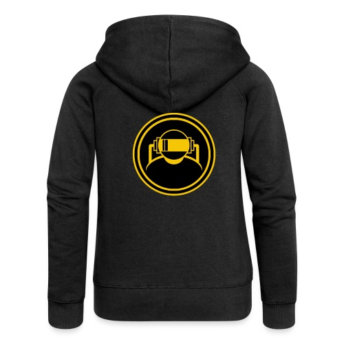 Mens Slim Fit T Shirt. - Women's Premium Hooded Jacket