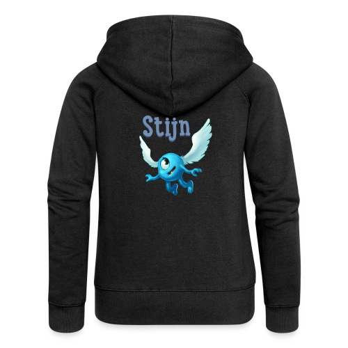 stijn png - Women's Premium Hooded Jacket