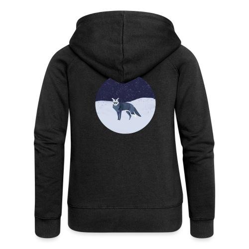 Blue fox - Naisten Girlie svetaritakki premium