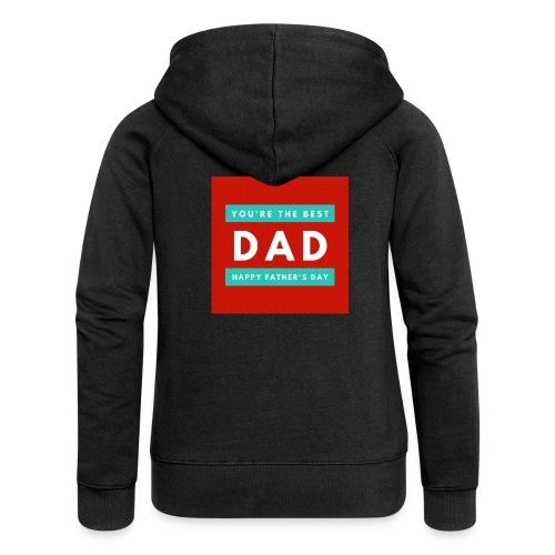 DAD day - Veste à capuche Premium Femme