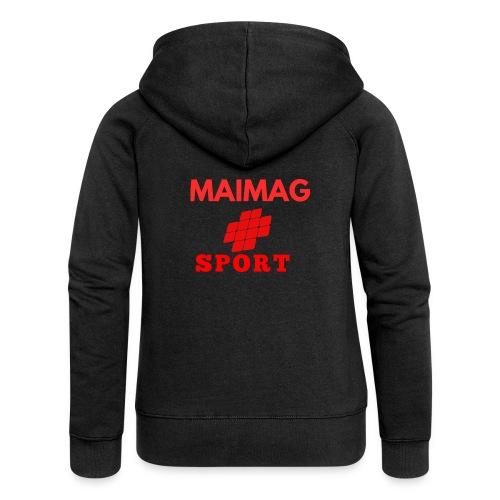 Diseños maimag - Chaqueta con capucha premium mujer