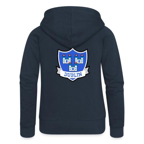 Dublin - Eire Apparel - Women's Premium Hooded Jacket