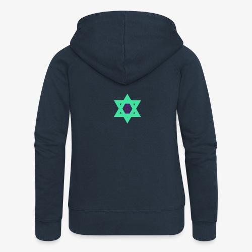 Star eye - Women's Premium Hooded Jacket