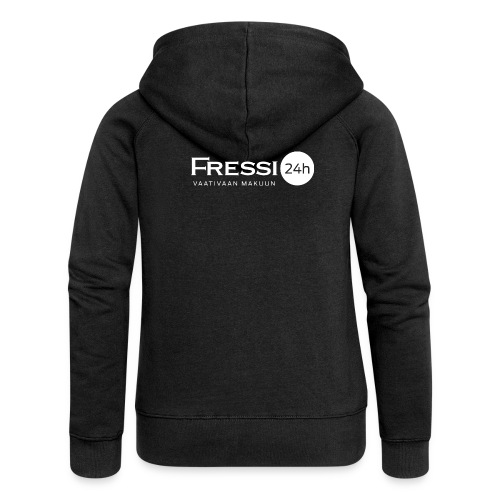 Fressi 24h vaativaan makuun - Naisten Girlie svetaritakki premium