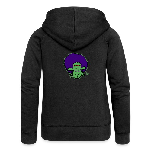 Frankensheep's Monster - Women's Premium Hooded Jacket