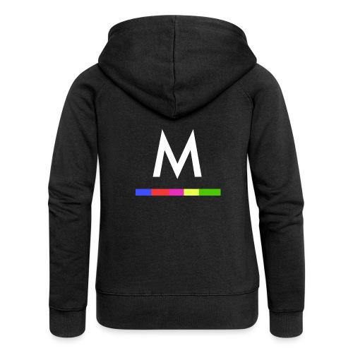 Metro - Chaqueta con capucha premium mujer