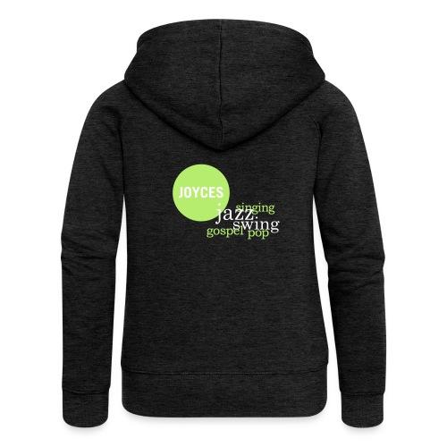 JOYCES Logo - Frauen Premium Kapuzenjacke