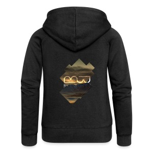 Women's shirt Album Cover - Women's Premium Hooded Jacket