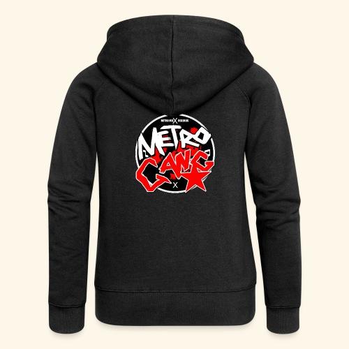 METRO GANG LIFESTYLE - Women's Premium Hooded Jacket