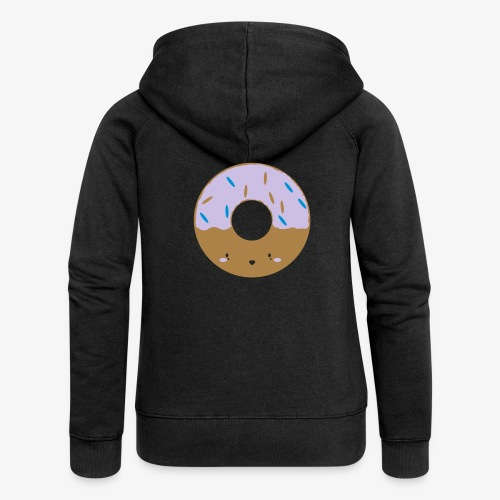 Icing Donut - Women's Premium Hooded Jacket