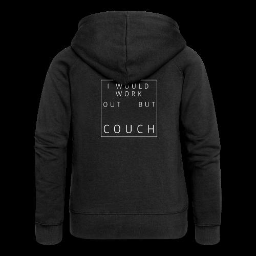 COUCH Collection - Premium hettejakke for kvinner