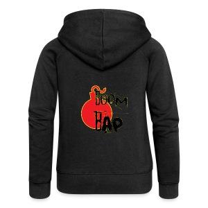 Boom Bap - Women's Premium Hooded Jacket