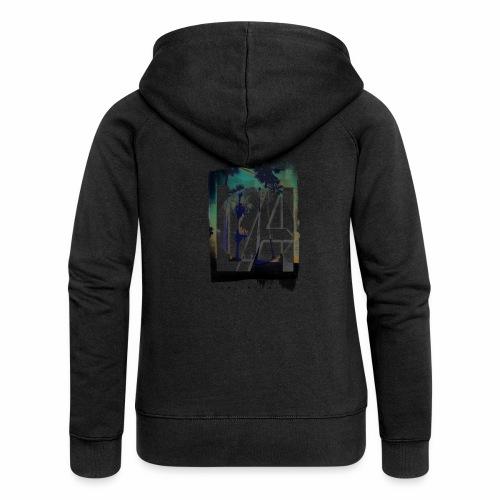 LA California - Women's Premium Hooded Jacket