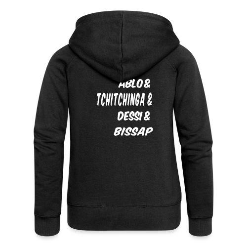 ABLO TCHINTCHINGA DESSI BISSAP - Veste à capuche Premium Femme