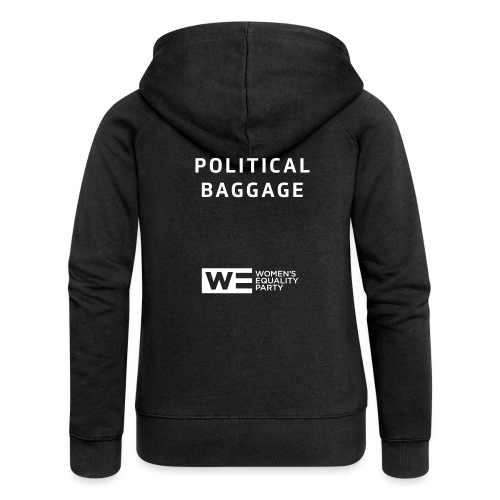 Political Baggage - Women's Premium Hooded Jacket