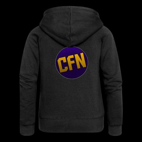 CFN - Women's Premium Hooded Jacket