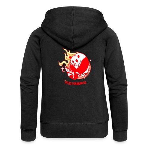 Oso Panda - Chaqueta con capucha premium mujer