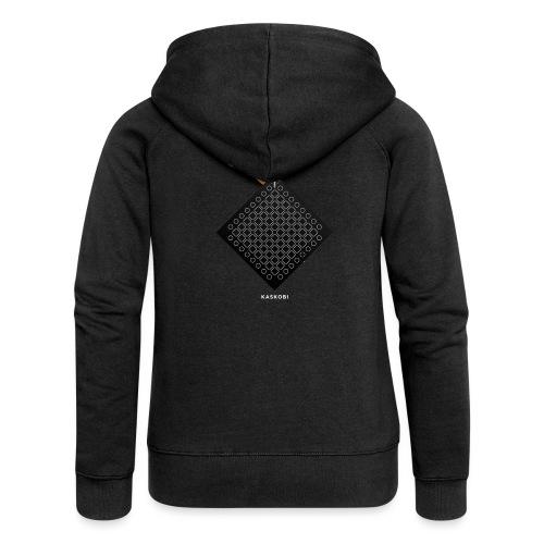 Phantom Launchpad // Kaskobi - Women's Premium Hooded Jacket