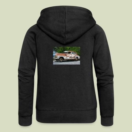 RustyCar - Naisten Girlie svetaritakki premium