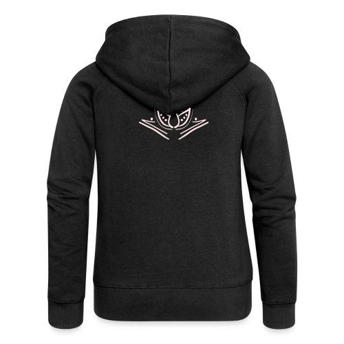 Lotus PWR - Women's Premium Hooded Jacket