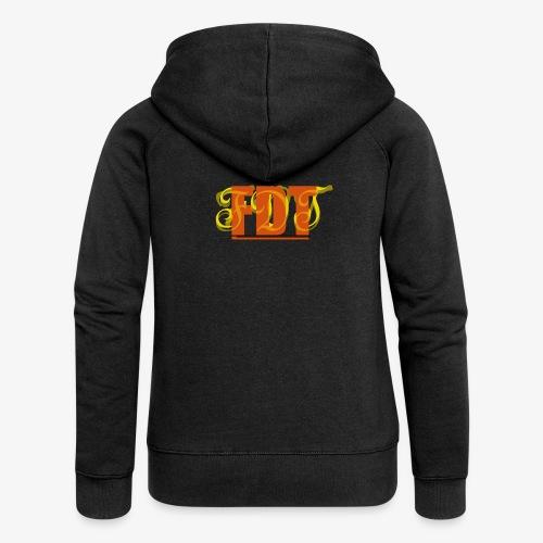 FDT - Women's Premium Hooded Jacket