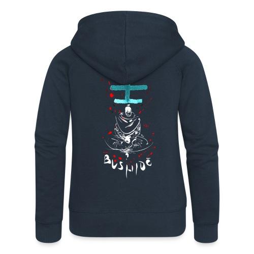Bushido - Der Weg des Kriegers - Women's Premium Hooded Jacket