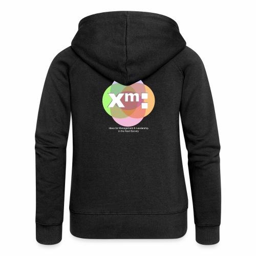 xm-institute - Frauen Premium Kapuzenjacke