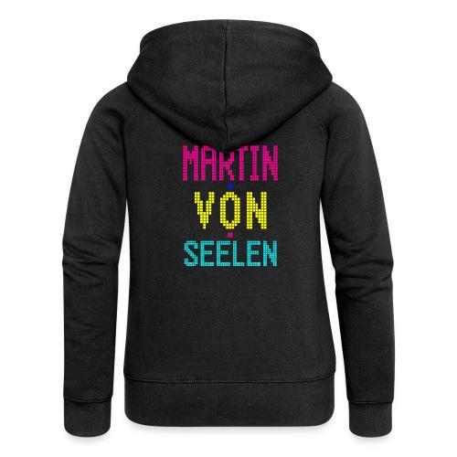Martin von Seelen fan t-shirt - Dame Premium hættejakke