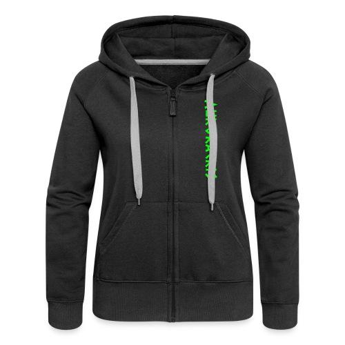 auroraeris - Frauen Premium Kapuzenjacke