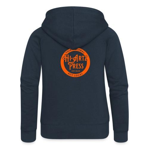 haplogoo2 - Women's Premium Hooded Jacket