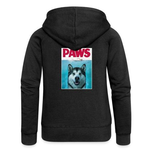 paws 2 - Women's Premium Hooded Jacket