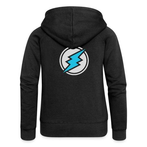 ETN logo # 2 - Women's Premium Hooded Jacket
