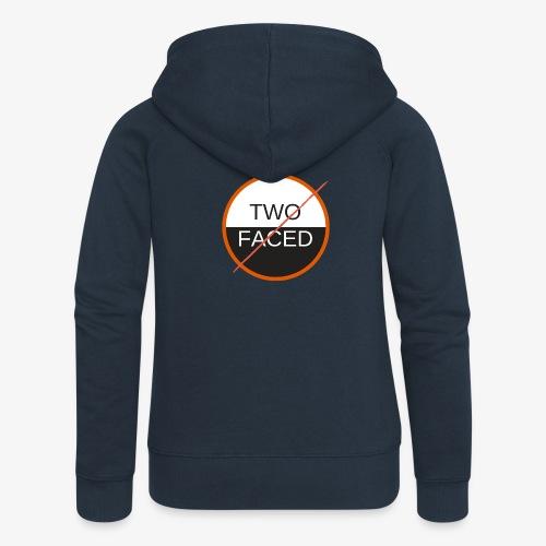 TWO FACED - Premium luvjacka dam