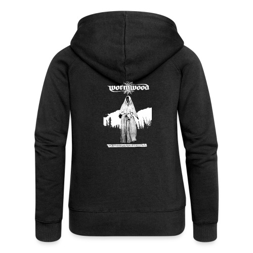 Women's Witch Print - Women's Premium Hooded Jacket