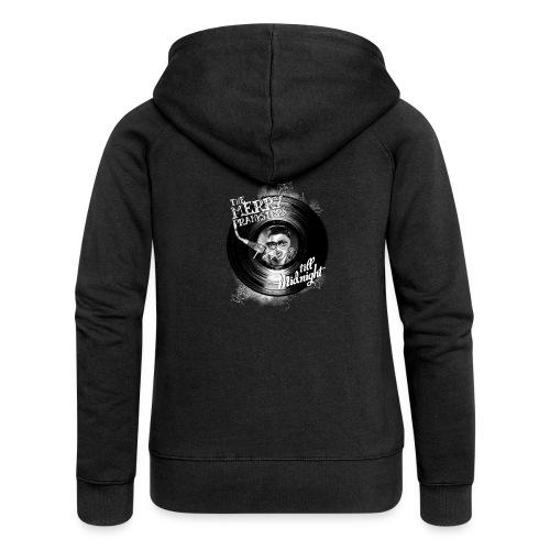 The Merry Pranksters Till Midnight - Black T-Shirt - Women's Premium Hooded Jacket