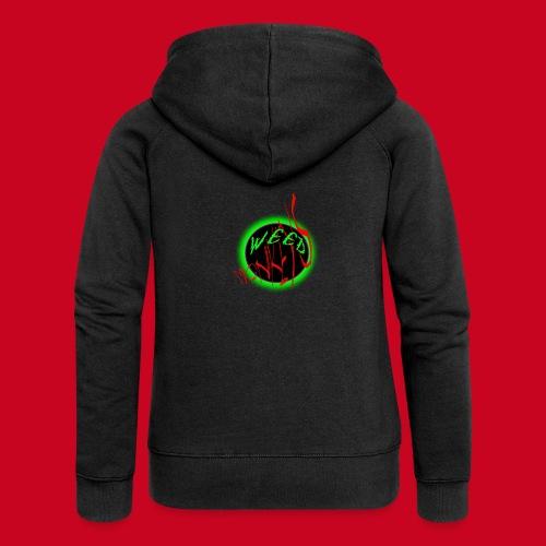 logo - Women's Premium Hooded Jacket