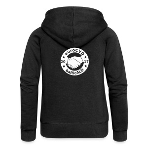 Joint EuroCVD-BalticALD conference womens t-shirt - Women's Premium Hooded Jacket
