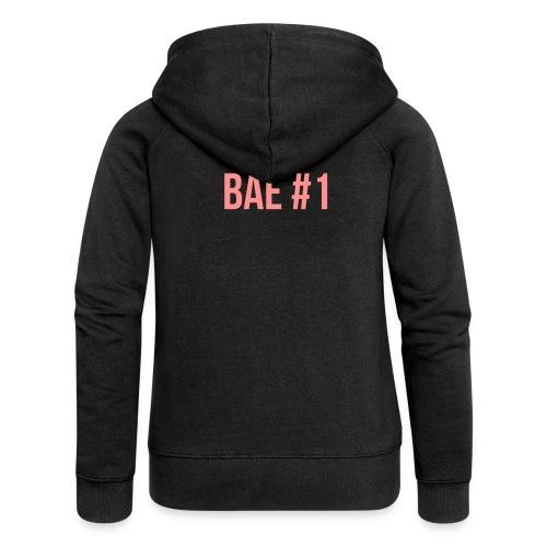Bae #1 - Frauen Premium Kapuzenjacke