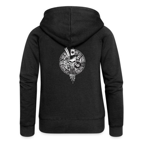 Kabes Heaven & Hell T-Shirt - Women's Premium Hooded Jacket