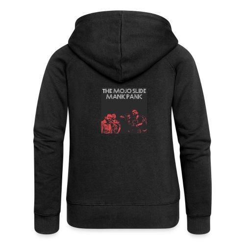 Manic Panic - Design 2 - Women's Premium Hooded Jacket