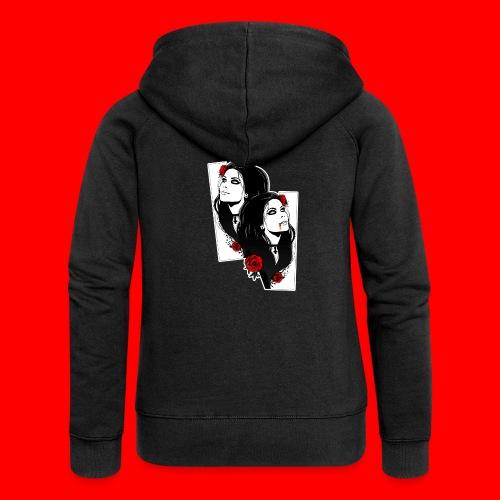 vampires - Women's Premium Hooded Jacket