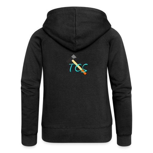 tcs drawn - Women's Premium Hooded Jacket