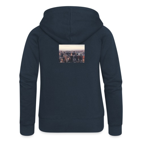 spreadshirt - Veste à capuche Premium Femme