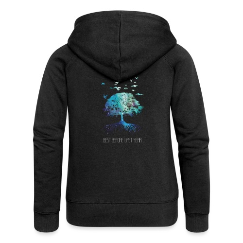 Women's shirt Next Nature - Women's Premium Hooded Jacket