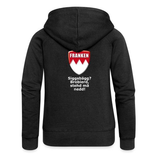 tshirt_siggsbagg - Frauen Premium Kapuzenjacke